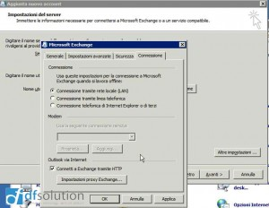 Configurazione Exchange 2010 DF Solution