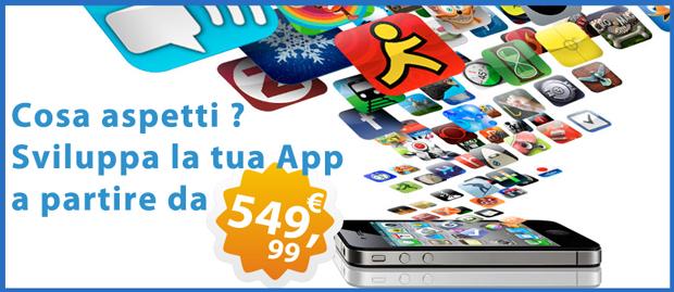 Sviluppo Applicazioni Apple Liguria